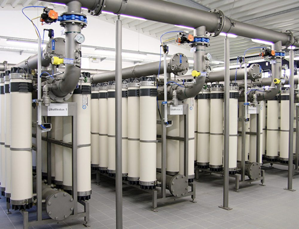 Microfiltration (MF) and Ultrafiltration (UF)