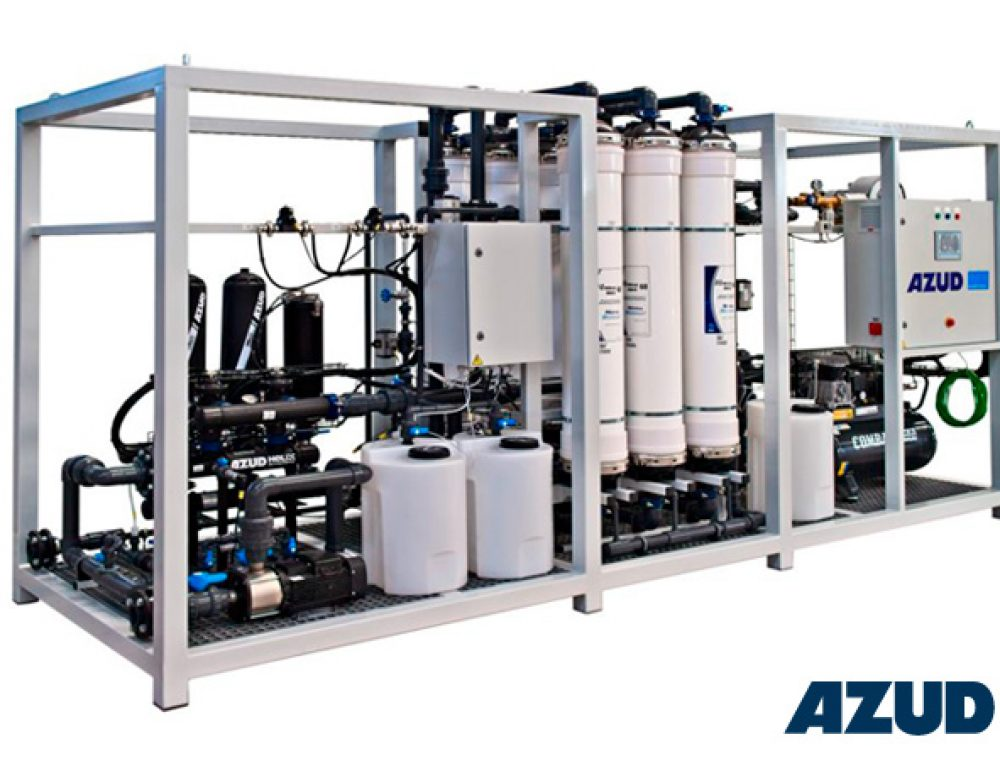 AZUD – Línea Watertech